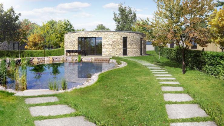 Architekti ocenili Golfové domy Kořenec cenou realitní projekt roku 2017 Jihomoravského kraje